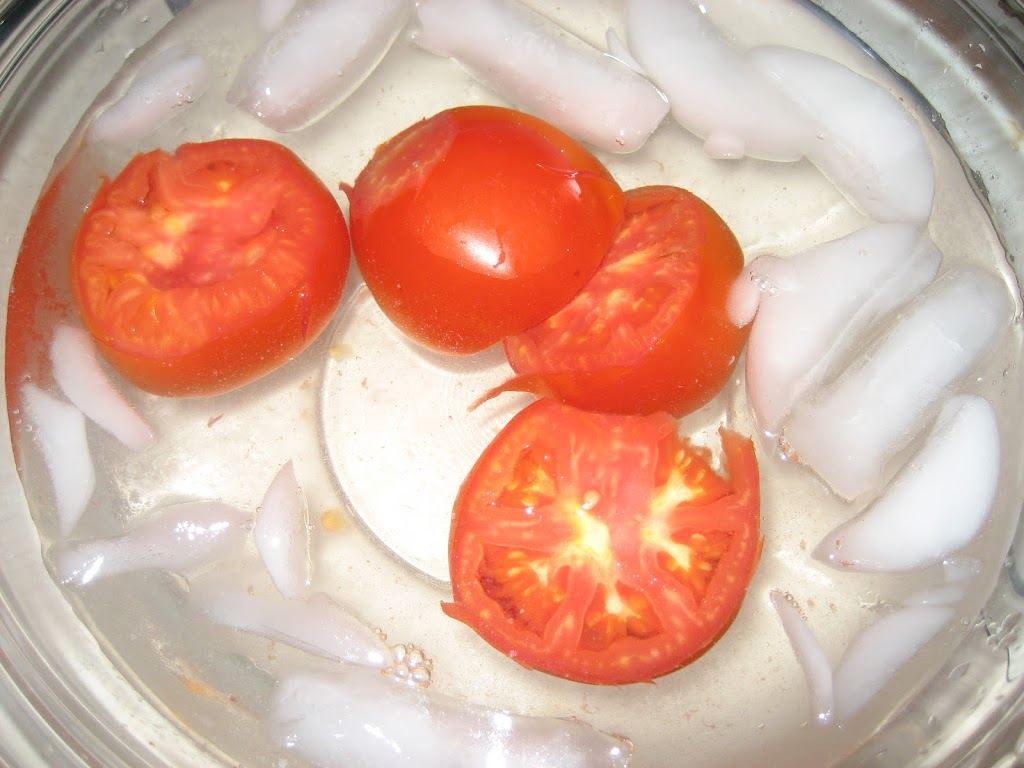 How to freeze tomatoes - Rebecca Colby