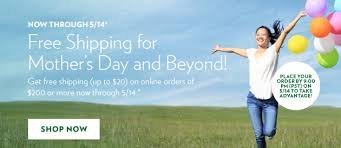 Shaklee free shipping